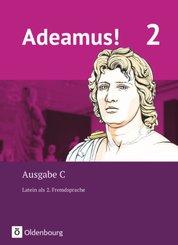 Adeamus!, Ausgabe C: Texte, Übungen, Begleitgrammatik; 2