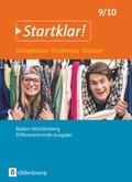Startklar!, Differenzierende Ausgabe Baden-Württemberg: 9./10. Schuljahr, Schülerbuch