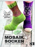 CraSy Mosaik - Socken Stricken mit dem addiCraSyTrio