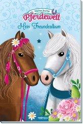Meine bunte Pferdewelt, Mein Freundealbum