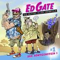 Ed Gate - Der Röntgenstein, 1 Audio-CD