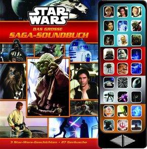 Star Wars: Das große Saga-Soundbuch, m. Soundeffekten