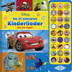 Disney - Die schönsten Kinderlieder - lass uns singen!, m. Soundeffekten