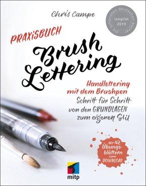 Praxisbuch Brush Lettering
