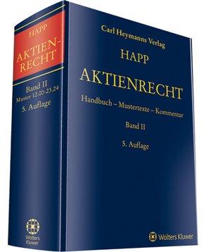 Aktienrecht - Bd.2