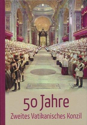 50 Jahre Zweites Vatikanisches Konzil