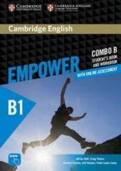 Cambridge English Empower: Pre-intermediate (B1) Combo B
