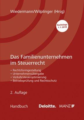 Das Familienunternehmen im Steuerrecht