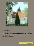 Kultus- und Gemeinde-Bauten