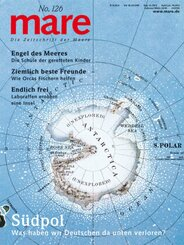 mare, Die Zeitschrift der Meere: Südpol; 126