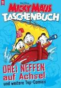 Micky Maus Taschenbuch - Drei Neffen auf Achse