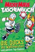 Micky Maus Taschenbuch - Die Ducks als Weltmeister