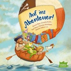 Auf ins Abenteuer, 1 Audio-CD