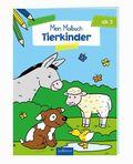 Mein Malbuch - Tierkinder