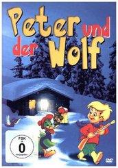 Peter und der Wolf, 1 DVD
