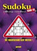 Sudoku - Bd.43