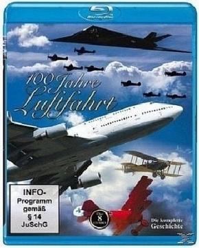 100 Jahre Luftfahrt, 1 Blu-ray