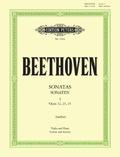 Sonaten für Violine und Klavier, für Violine und Klavier - Tl.1