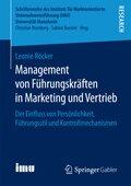 Management von Führungskräften in Marketing und Vertrieb