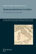 Staatsverständnisse in Italien