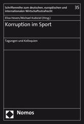 Korruption im Sport