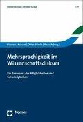 Mehrsprachigkeit im Wissenschaftsdiskurs