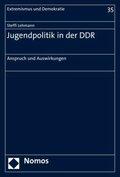 Jugendpolitik in der DDR