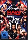 Best Of Raw & Smackdown 2017, 3 DVD