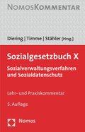 Sozialgesetzbuch X, Lehr- und Praxiskommentar