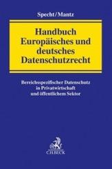 Handbuch Europäisches und deutsches Datenschutzrecht