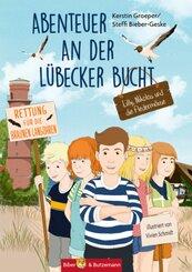 Abenteuer an der Lübecker Bucht - Lilly, Nikolas und die Ostseeindianer