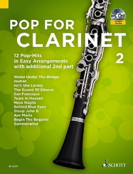Pop For Clarinet 2 - Vol.2