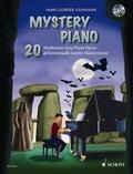 Mystery Piano, m. Audio-CD