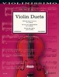 Violin Duets, Spielpartitur