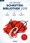 Die große Schriftenbibliothek 2018, 1 CD-ROM