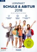 Lernpaket Schule & Abitur 2018, DVD-ROM