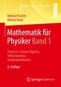 Mathematik für Physiker - Bd.1