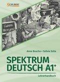 Spektrum Deutsch A1+: Lehrerhandbuch, m. 1 CD-ROM
