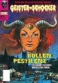 Geister-Schocker-Comic - Höllen-Pestilenz
