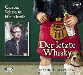 Der letzte Whisky, 1 MP3-CD