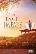 Ein Engel im Park