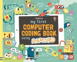 My First Computers Coding Book Using ScratchJr