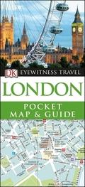 DK Eyewitness Travel London Pocket Map and Guide