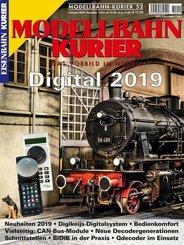 Modellbahn-Kurier: Digital 2019