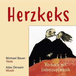 Herzkeks, 1 Audio-CD