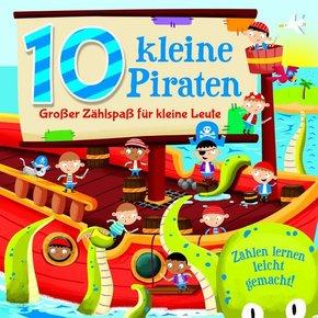 10 kleine Piraten