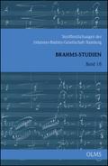 Brahms-Studien Band 18