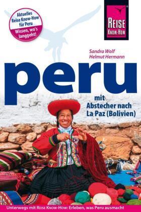 Reise Know-How Reiseführer Peru mit Abstecher nach La Paz (Bolivien)
