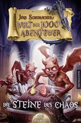 Die Welt der 1000 Abenteuer - Die Steine des Chaos