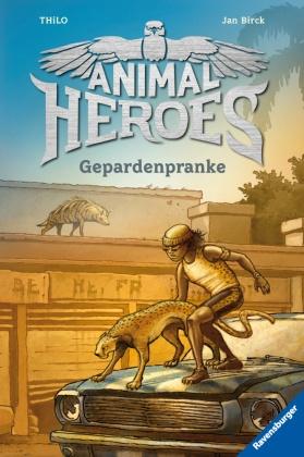 Animal Heroes - Gepardenpranke
